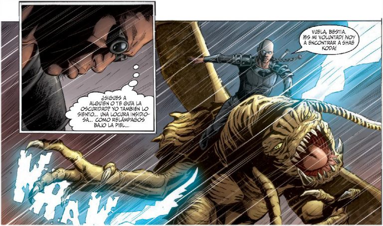 historieta Star Wars: Dawn of the Jedi numero 15