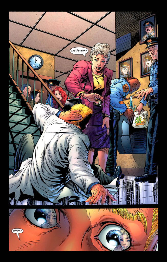 comic flashpoint capitulo 1