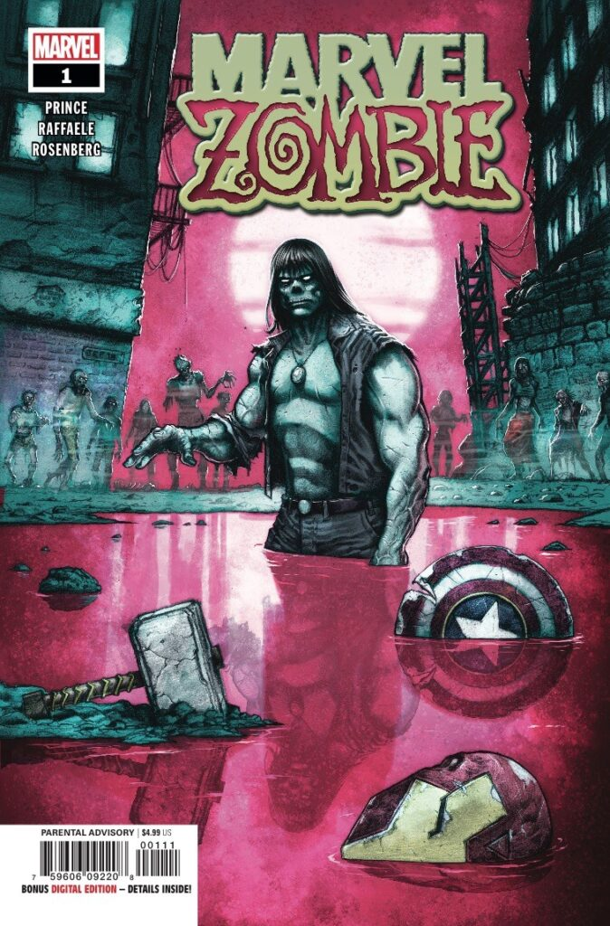 comic marvel zombie volumen 1
