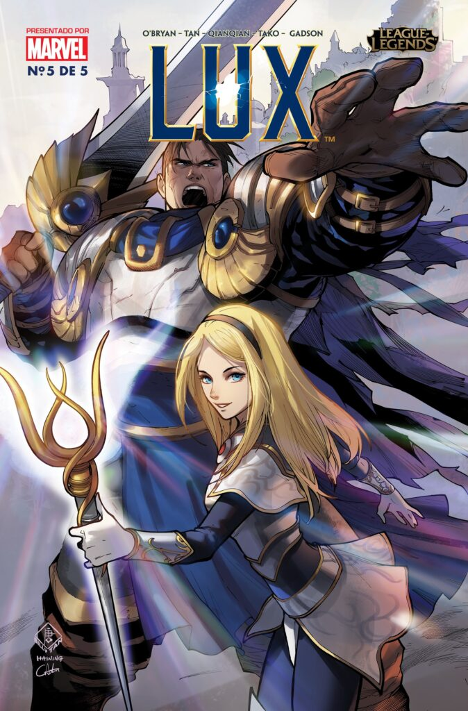 Descargar Comic Lux: League of legends [PDF] [Mega] [En Español]