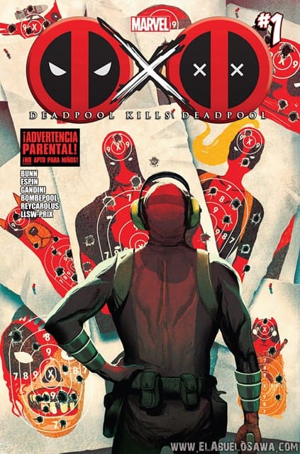 historieta deadpool kills deadpool